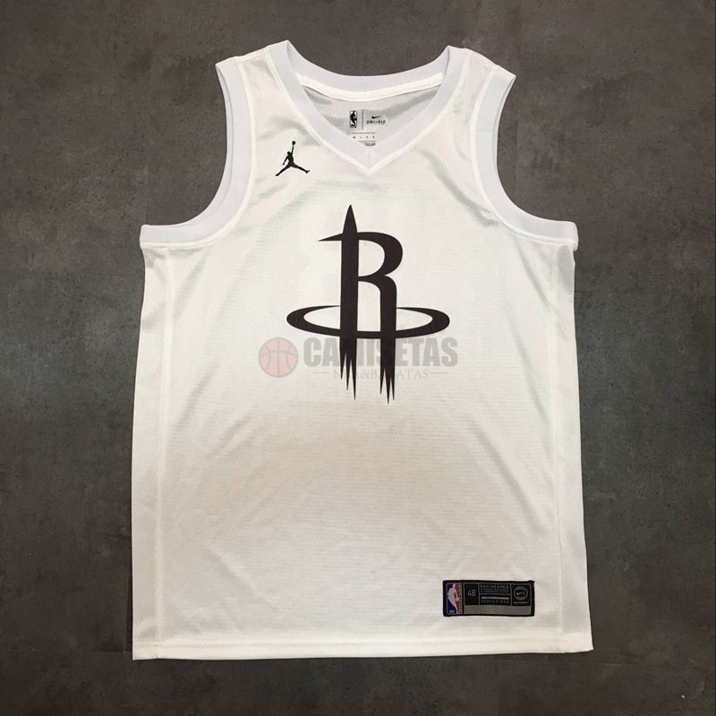 Camisetas NBA 2018 All Star NO.13 James Harden Blanco Barats
