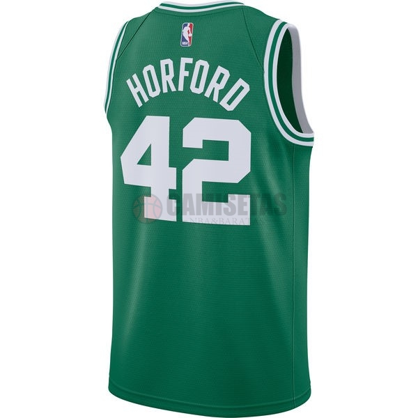 ... Camisetas NBA Nike Boston Celtics NO.42 Al Horford Verde Icon Barats ... 0409a6e3c0a20
