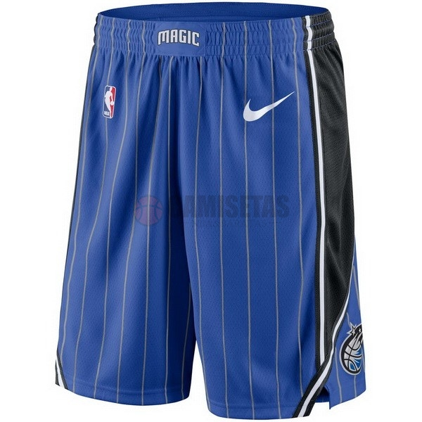 Pantalones Basket Orlando Magic Nike Azul Barats
