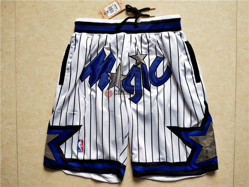 Pantalones Basket Orlando Magic Blanco Barats