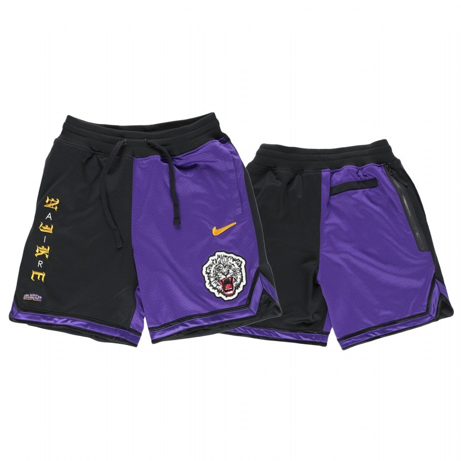 Pantalones Basket Los Angeles Lakers Nike Púrpura