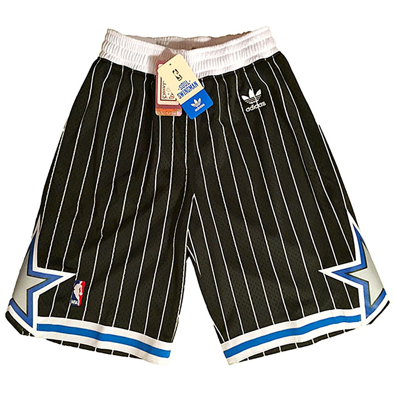 Pantalones Basket Orlando Magic Nike Negro