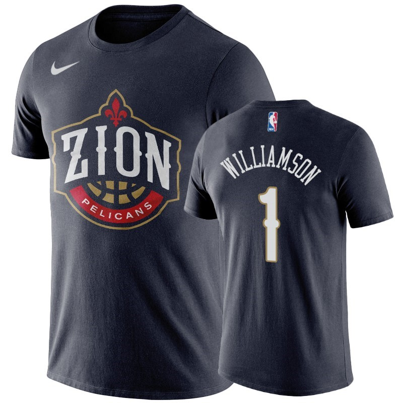T Shirt NBA New Orleans Pelicans Zion Williamson Marino