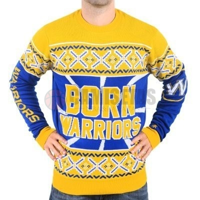 Unisex Ugly Sweater Golden State Warriors Amarillo Barats