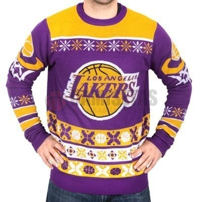 Unisex Ugly Sweater Los Angeles Lakers Amarillo Barats