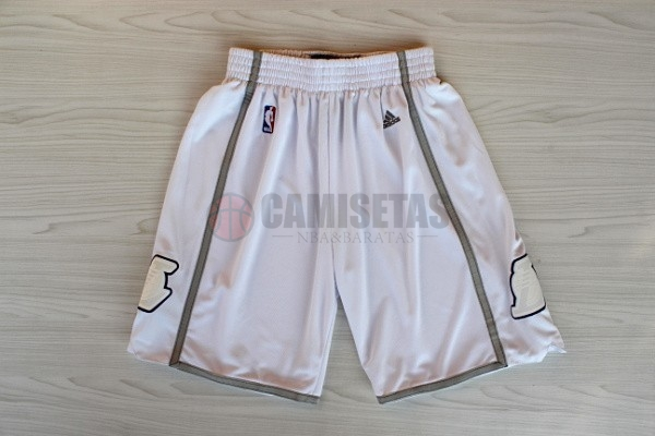 Pantalones Basket Los Angeles Lakers Retro Blanco Barats