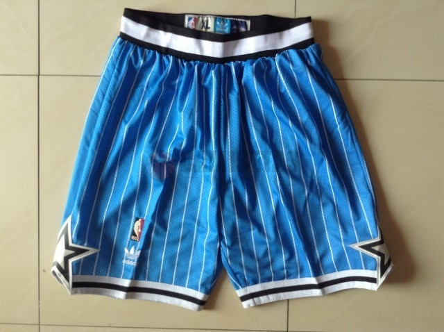 Pantalones Basket Orlando Magic Azul Tira Barats