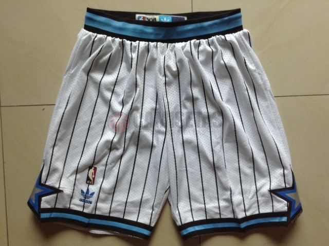 Pantalones Basket Orlando Magic Blanco Tira Barats