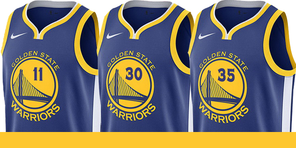 Camisetas NBA Nike Golden State Warriors Baratas